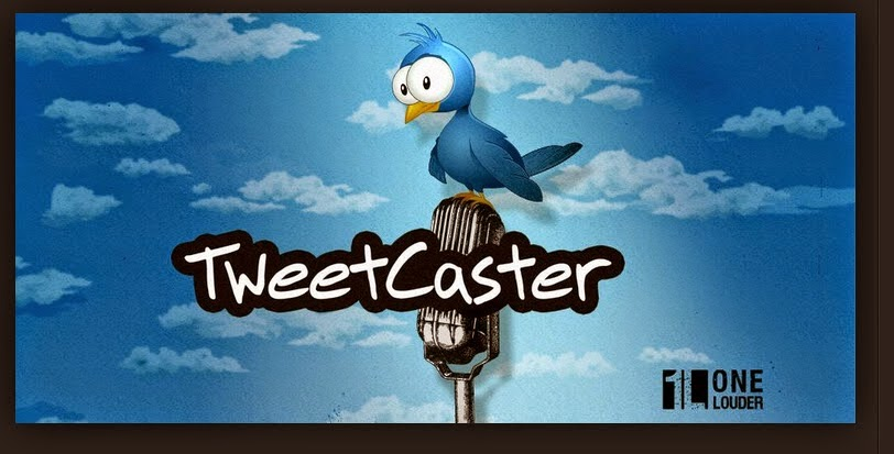 Free Download TweetCaster for Twitter Android APK + Data