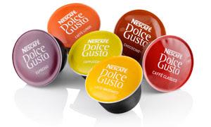 Nescaf dolce gusto genio coffee machine - Range capsule dolce gusto ...