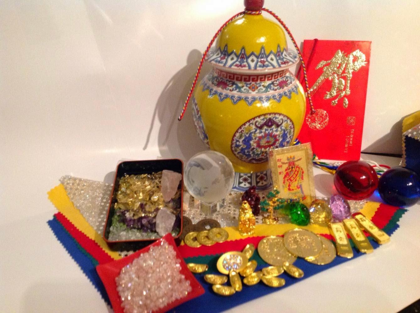 Art of healing feng shui wealth vase wealth vase ingredients reviewsmspy
