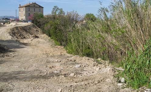Ciq st loup village nos actions urbanisme 30 avril 2015 rencontre avec marseille provence - Code urbanisme mur de soutenement ...