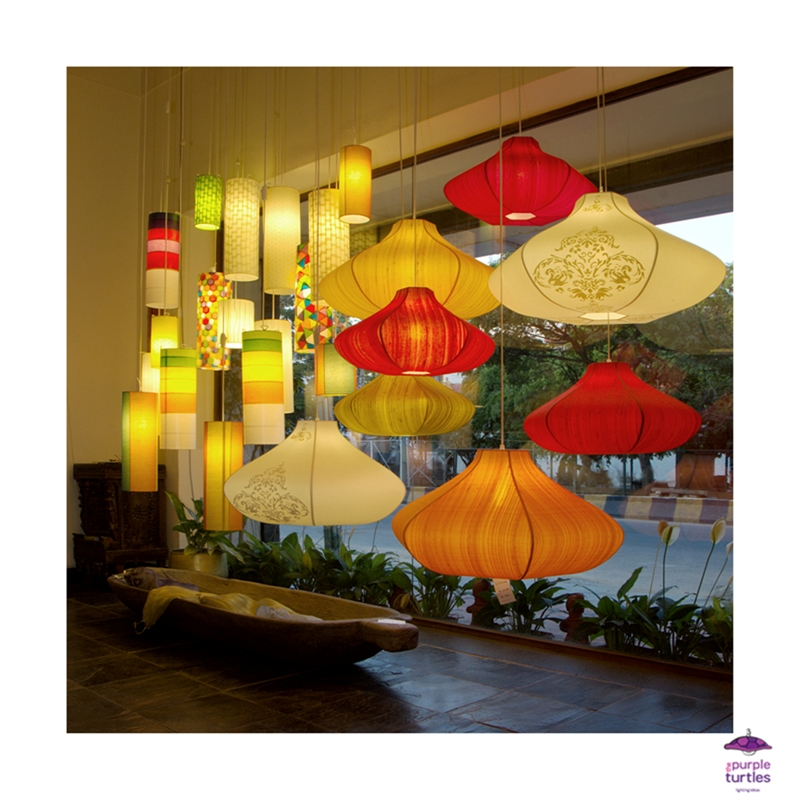 Chandelier Lights Shops In Bangalore: SAJAVAT: The Purple Turtles