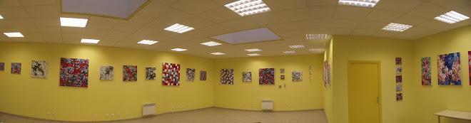 Panorama de l'exposition de Dompierre/Besbre