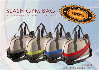 CENTRUM LINK - NEW - SLASH GYM BAG