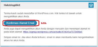 cara membuat blog gratis wordpress 8