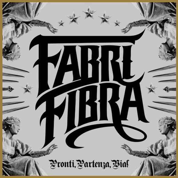Copertina Fabri Fibra - Pronti Partenza Via