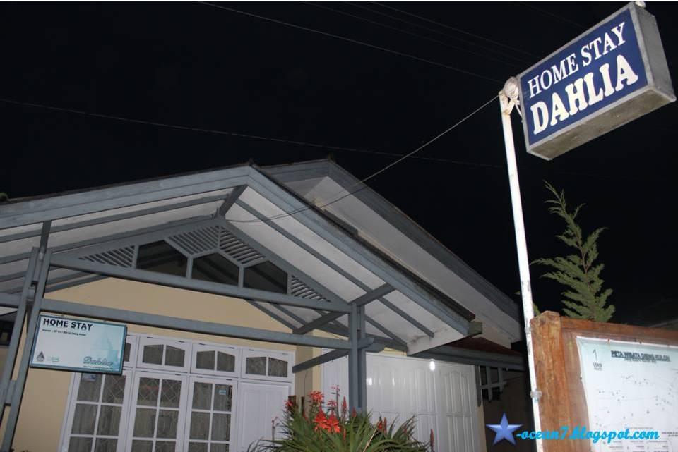 Homestay Dahlia Dieng Homestay Dahlia