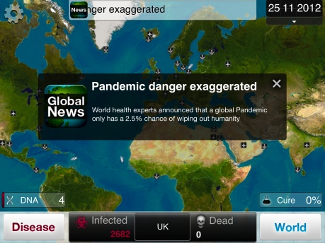 download Game Android Plague Inc. Apk