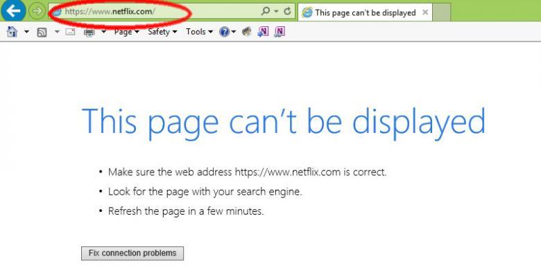 Netflix di Blokir Telkom