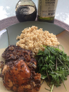Slow-cooked Balsamic Vinegar Chicken
