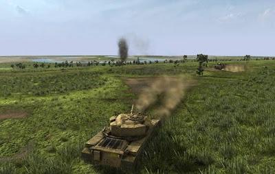 Steel Armor Blaze Of War Game Play