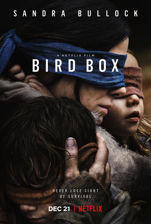 Recent releases: Bird Box (2018)
