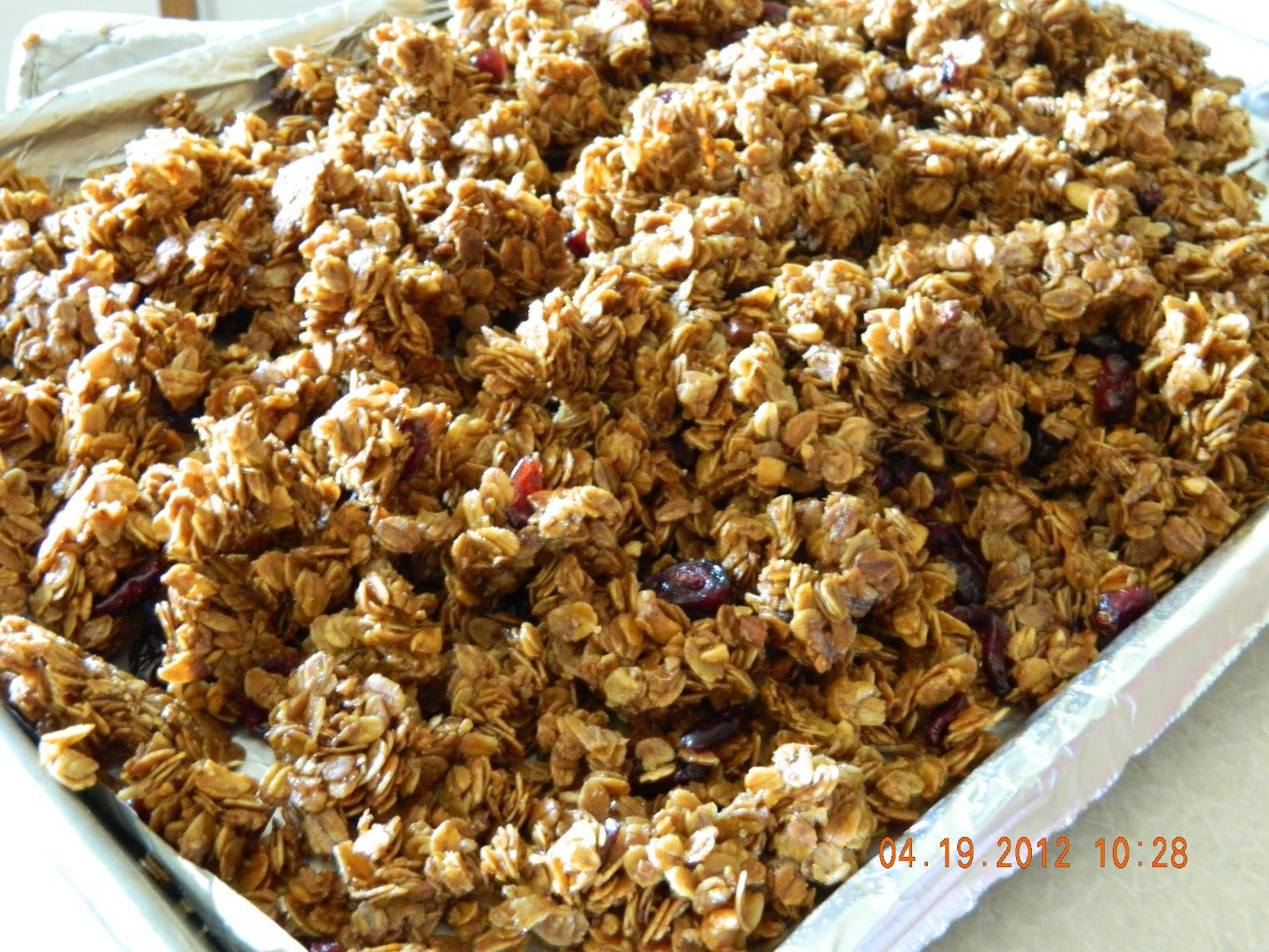 ... granola murphin granola pumpkin granola granola bars surfer s granola