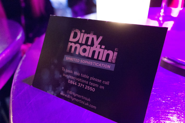 Things to do in London | The Urban Food Fest and Dirty Martini