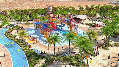 Las Vegas water park of the future