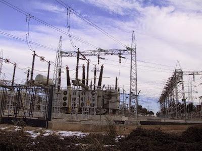 Transformador de 400 a 220 kV