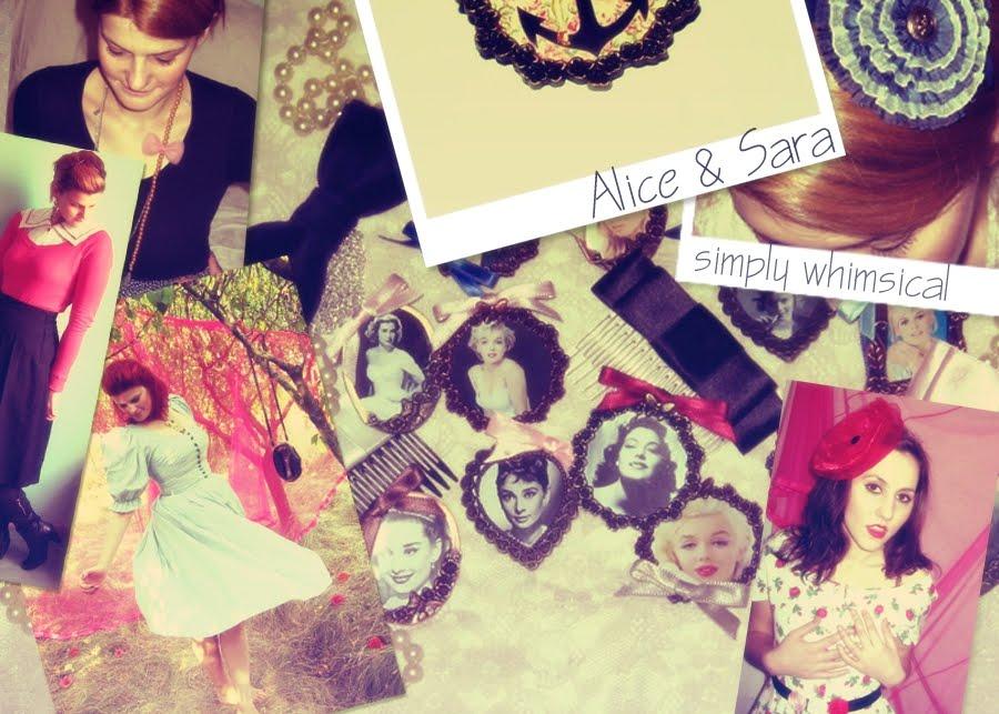 Alice&Sara -  handmade, vintage, retro!