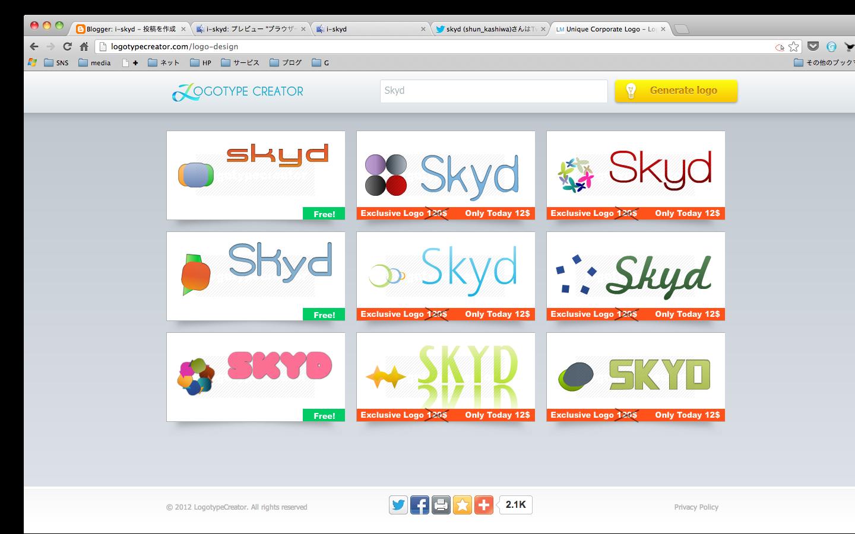 Logotypecreatorcom LogotypeCreator  Free online logo