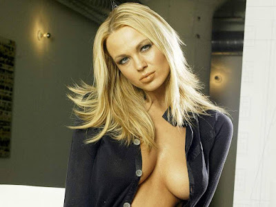 Sexy Model Irina Voronina Hot Wallpaper