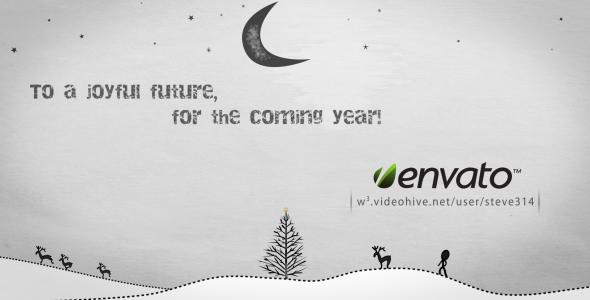 VideoHive Inkman presents Xmas - New year's Greetings
