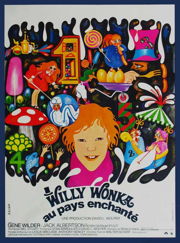Willy Wonka and the Chocolate (1971)