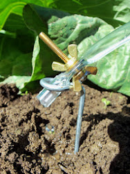 For A Low-Tech Garden Irrigation Idea From Planet Whizbang....
