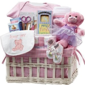 Baby Gofts on Baby Gift Baskets   Baby Shower Cards