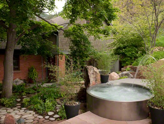 Outdoor Japanese Soaking Tub Jets Home Design 2017
