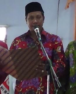 Alex Bacakan Ikrar Damai, Panwaslu Ingatkan Netralitas PNS