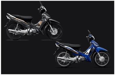 Honda Future X và Future X FI