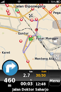 Ndrive apk GPS Android full Indonesian Map