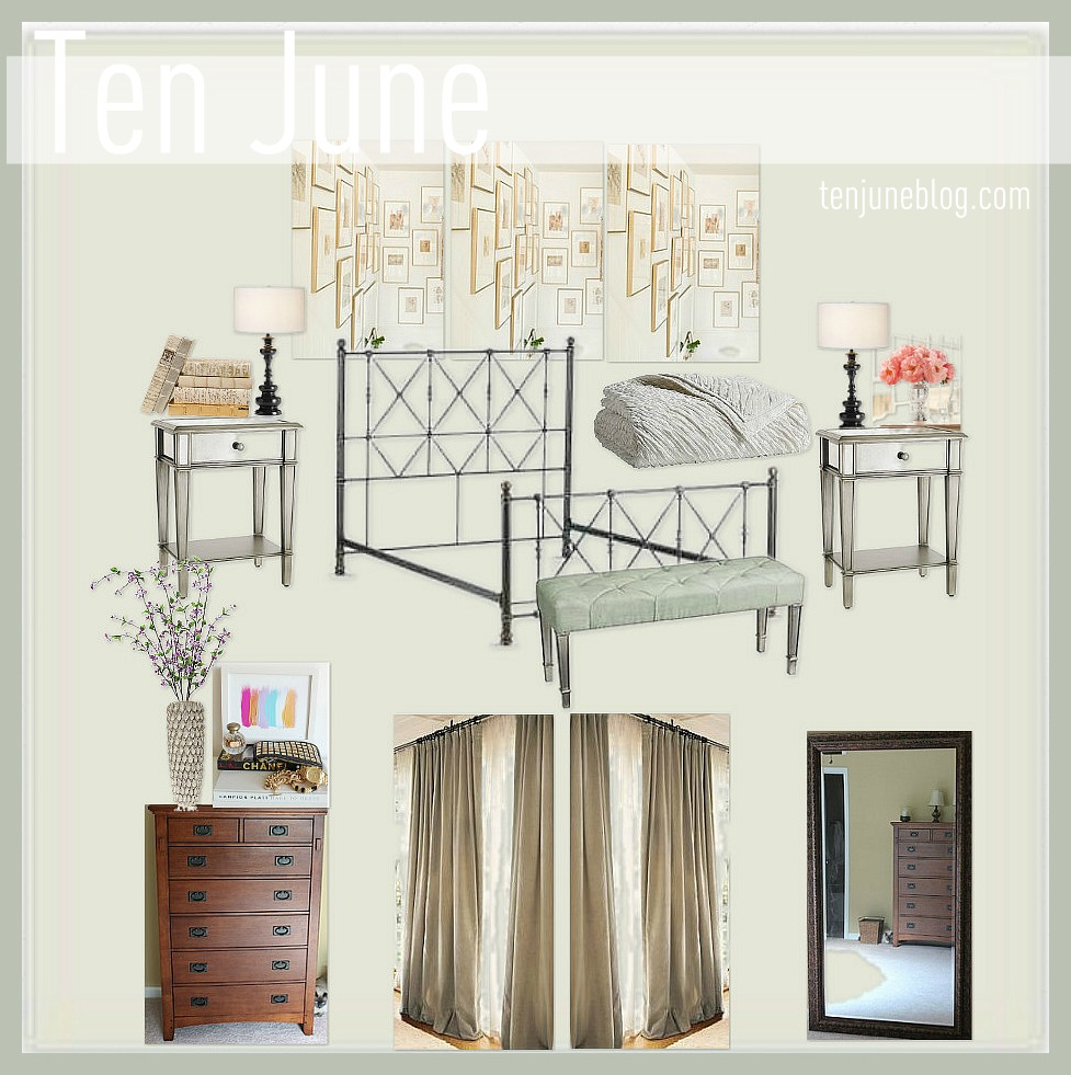 ten june neutral chic bedroom design for tiffany