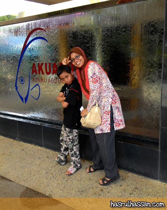 Akuarium Tunku Abdul Rahman Penang