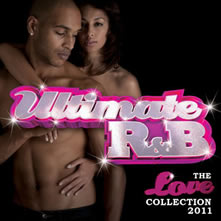cd - Ultimate R&B: The Love Collection 2011