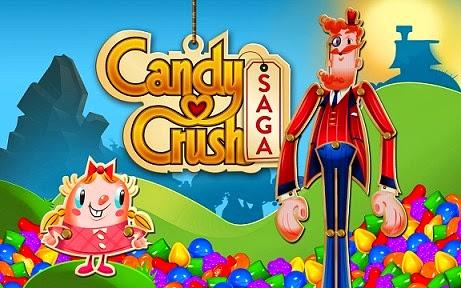 Candy Crush Saga free android game
