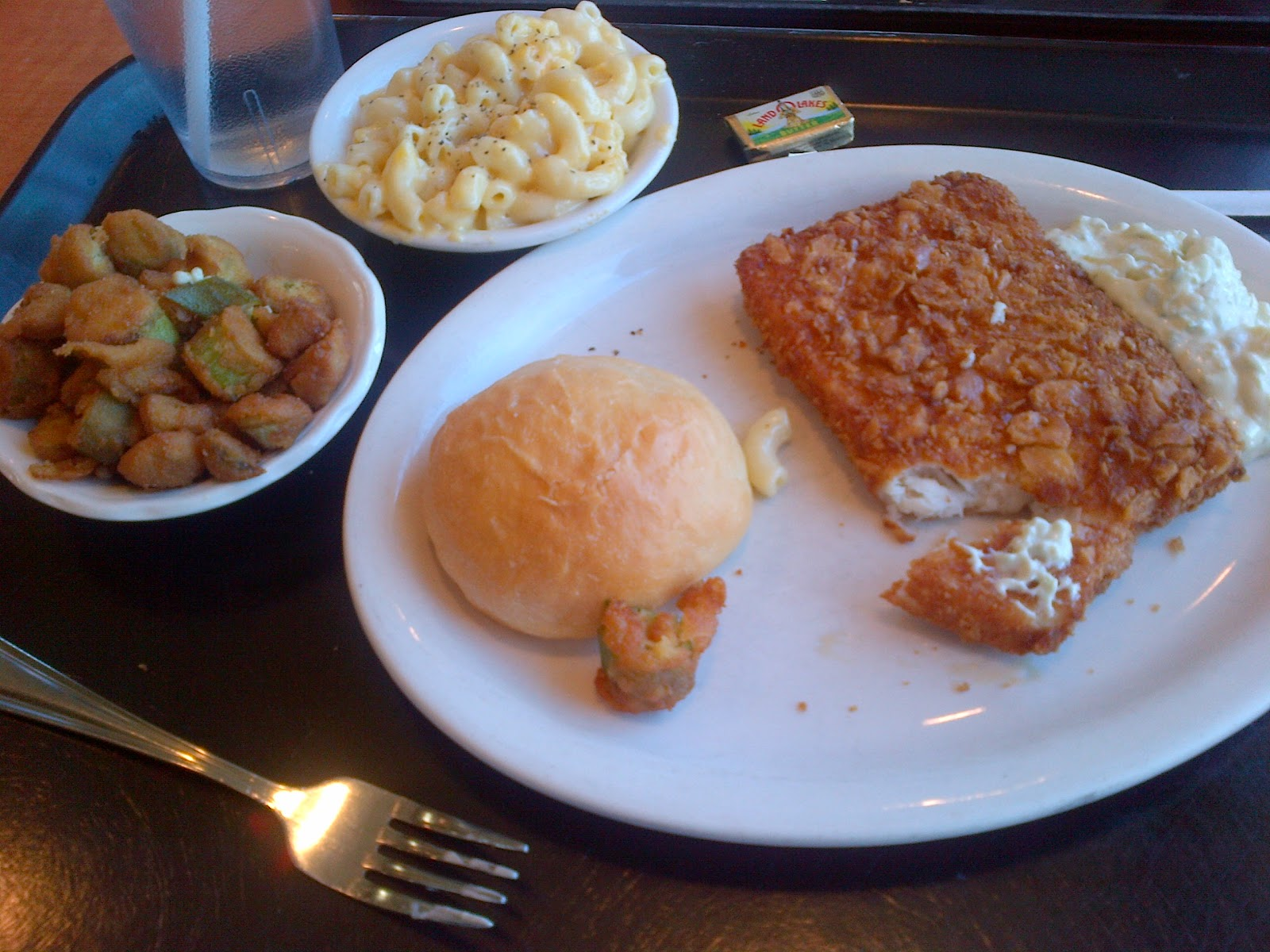 Chungry luby 39 s 1414 waugh drive houston tx for Lubys fried fish