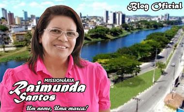 Missionária Raimunda Santos