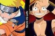 لعبة قتال ناروتو ضد لوفي من انمي ون بيس Naruto vs Luffy game