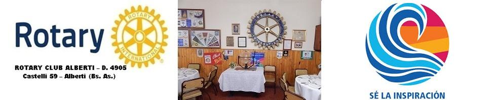 ROTARY CLUB ALBERTI