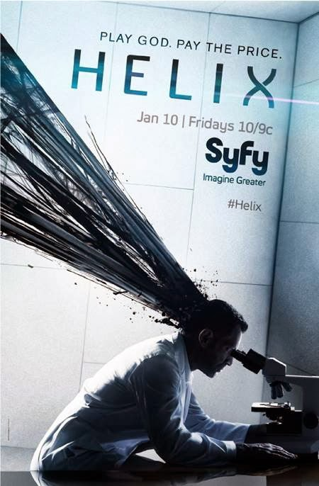 About Helix on Syfy, a press conference
