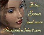 Alessandra 3dart