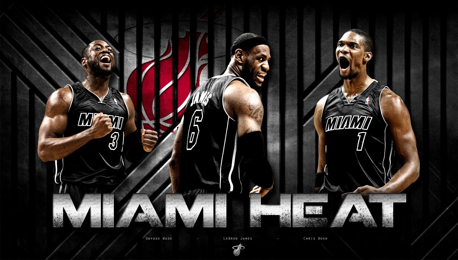Miami Heat 2013 NBA Champions Wallpapers Free HD | TheNbaZone.com