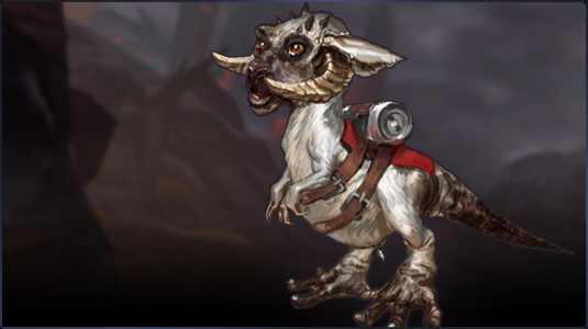 Oh yeah, we all get a Tauntaun Pet. © BioWare