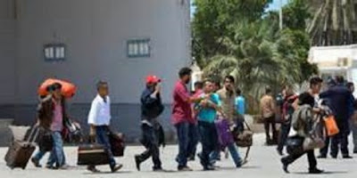 Les jeunes de moins de 35 ans interdits d'entrer en Libye !