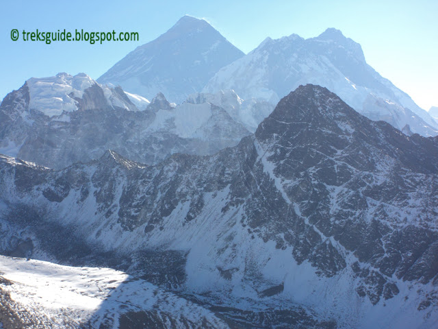 Everest View from Gokyo-Ri