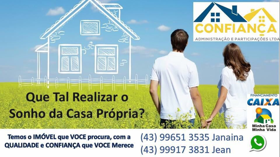 """ATENÇÃO -  """"Confiança"""", uma empresa de Jardim Alegre  para todo Paraná"""