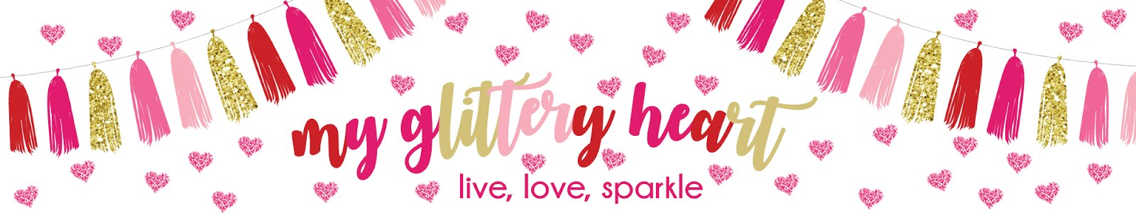 My Glittery Heart
