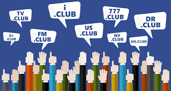 Why Buy .CLUB Domains?