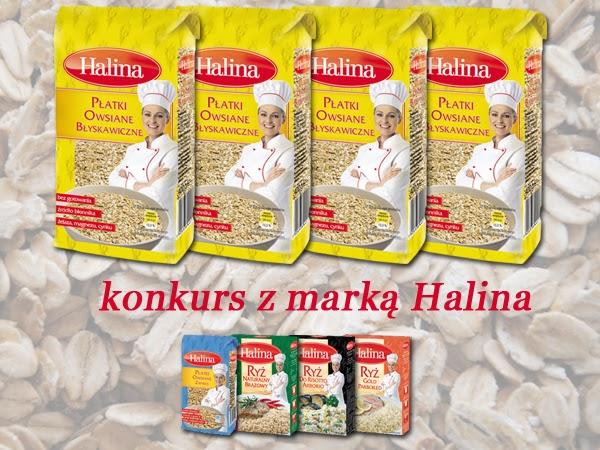 Konkurs z marką Halina :)