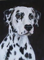What's on Della's easel today?
