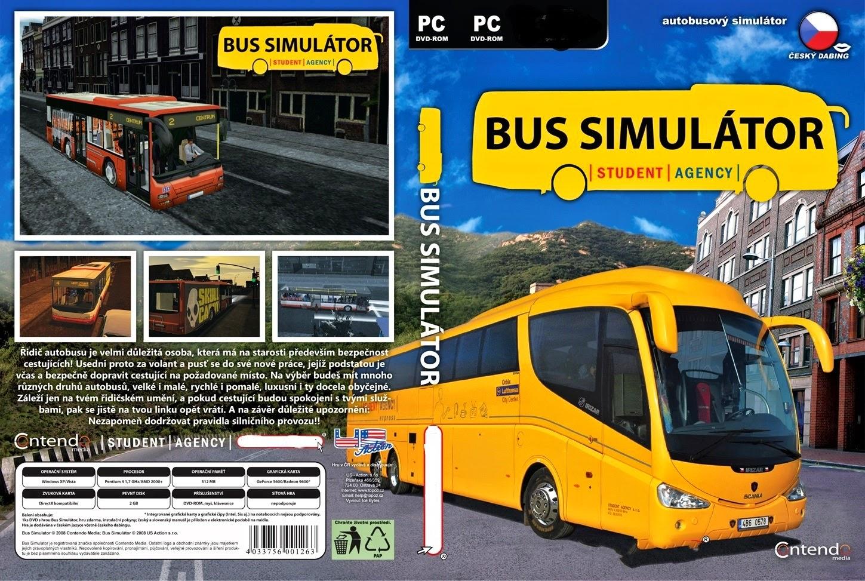 تحميل لعبة قيادة الحافلات Bus Simulator برابط واحد